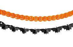 Halloween-viiri, 2 €. Pituus: 4 metriä. FLYING TIGER COPENHAGEN, E-TASO