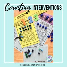 One to One Correspondence Interventions