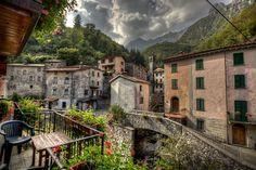 Italy village  -
