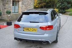 Audi RS4 Avant Body Kit for Audi A4 B8 by Xclusive Customz Sheffield