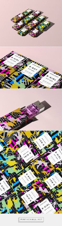 Alyssa Ashley / perfume packaging by Apart Collective