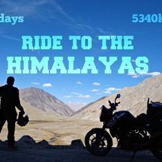 Ride to the Himalayas