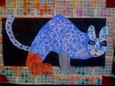Room 9: Art!: Oaxacan Animals  Coolest Oaxacan Animal Lesson I have yet to see:)