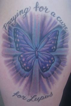 """Lupus & Tattoos    One of the most common questions we receive is inquiring whether it is """"ok"""" for people with Lupus to get a tattoo."""