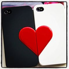 Couples IPhone cases