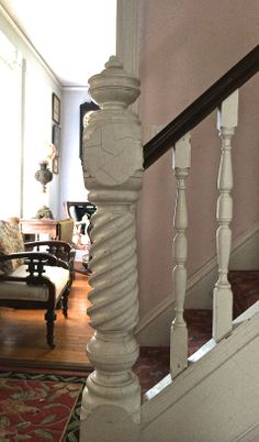Best 80 Best Stairs Newel Posts Images In 2018 Staircases 400 x 300