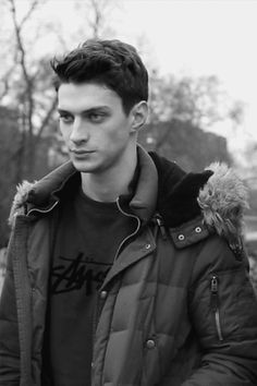 Matthew Bell | Video by Sara Gilmer | Boys by Girls [ gif | b&w | male models | popular | facebook | google+ | instagram ]