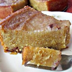 Jamaican Cornmeal Pudding More from my site Vegan Jamaican Sweet Potato Pudding Jamaican Macaroni and Cheese Recipe Jamaican Desserts, Jamaican Cuisine, Jamaican Dishes, Jamaican Recipes, Haitian Food Recipes, Cornmeal Pudding Recipe Jamaican, Cornmeal Recipes, Cornmeal Cakes Recipe, Caribbean Bread Pudding Recipe