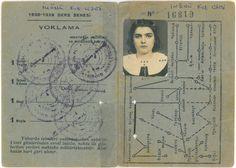 Beşiktaş'a taşındıktan sonra Kabataşta'ki İnönü Kız Lisesi'ne 776 numara ile kayıtlı olan Fatma Nezahat 1939 yılında mezun olur. 1939 yılının İstanbul Ulaşım Şebekesi sınırlarını görmekteyiz.