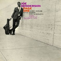 Joe-Henderson-Page-One-180g-LP