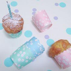 Muffin Cups by Sostrene Grene