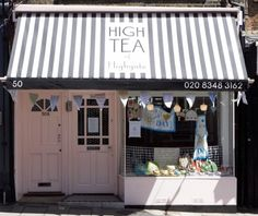 High Tea of Highgate | Afternoon Tea London | Homemade Cake and TeaThis Is Your Kingdom