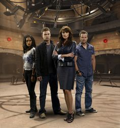 Sanctuary, 2007 TV series. One of my absolute favorites!