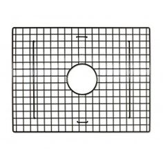 "20"" X 15"" Bottom Grid In Stainless Steel -A 20 in. x 15 in. bottom sink grid designed to fit and match the Native Trails bungalow hand hammered copper sink. This grid comes in mocha or stainless steel. Available at Kitchen Cabinet Kings."