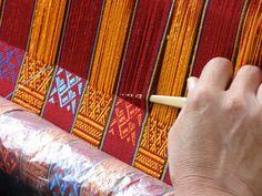 Weaving Aikapur in B