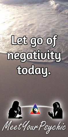 Let go of negativity today. Psychic Phone Reading 18779877792 #psychic #love #follow #nature #beautiful #meetyourpsychic https://meetyourpsychic.com/welcome1