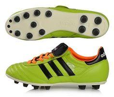 purchase cheap d6902 f6cef 109.95 - Copa Mundial Samba Pack- Adidas Copa Mundial FG Soccer Cleat (Solar  SlimeBlackSolar Zest)  M22354  SOCCERCORNER.COM