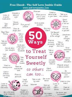 Self-love tips! Very helpful :)