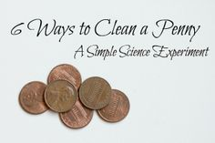 A fun and simple science experiment to share with children...