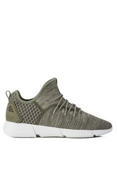 Mens Infinity 2.0 Olive/White | Cortica has landed at Urban Celebrity! We love the Infinity 2.0 -  on trend, innovative and super comfortable; the perfect addition to your wardrobe!
