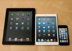 El iPhone 5, el iPad Mini y el iPad 4 llegarán en diciembre a China