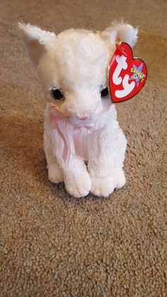 fef1248341d See more. Original TY Beanie Baby - Fancy the cat