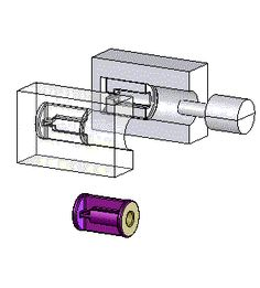Learn how to design for manufacturability with quick guidelines for plastic injection molding at Protolabs. Design Guidelines, Plastic Injection Molding, Undercut, Tech, Simple, Technology