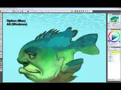 Shortcuts to speed up your painting workflow - Don Seegmiller.