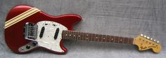 1972 Fender Mustang