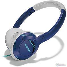 Bose SoundTrue On Ear Headphones - Purple Mint - NEW