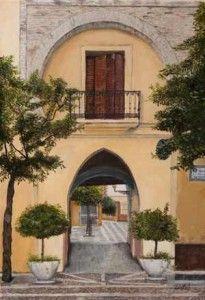 La Puerta del Abdelaziz o Arquillo de la Plata (Sevilla)