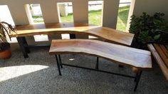 Cedar Furniture. Banca de Cedro