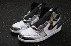 Air Jordan 1 High Snakeskin AH7389 004 Sneaker Bar Detroit