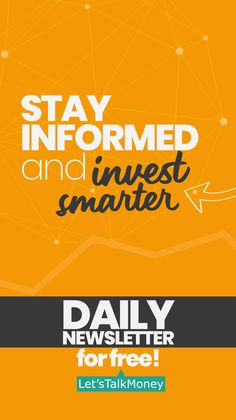 Become a Smarter Investor in just 5 MinutesGet a daily email that makes sense of the stock market! Stay informed and invest smarter...for FREE! #investor #smartinvestor #smartinvesting #investing #invest #stocks #stockmarket #tesla #elonmusk #warrenbuffett Chartered Financial Analyst, Peer To Peer Lending, Money Trading, Investment Advice, Real Estate Investing, Make Sense, Investors, Stock Market, Budgeting