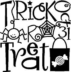 110 best halloween images on pinterest halloween halloween 2017 Halloween Candy United States trick or treat vinyl lettering glass block halloween home decor halloween home decor halloween gifts
