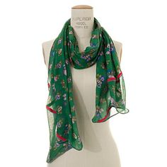 Meadowbloom Scarf from madewell