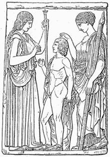 Perséfone – Wikipédia, a enciclopédia livre