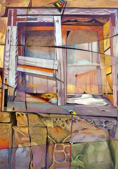 broken window. Graham Gurr
