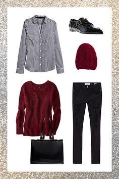 Your Holiday-Outfit-Idea Handbook #refinery29  http://www.refinery29.com/best-holiday-outfits#slide22