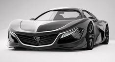2018 Mazda RX9 Mid-Engine Design Concept