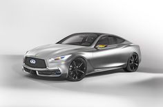 Infiniti Q60 Concept First Look Gallery via MOTOR TREND News iPhone App