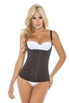 59ce1981c7 CoCoon Slim Latex Waist Cincher and Trainer Vest - Plus Size Available -  Chaleco