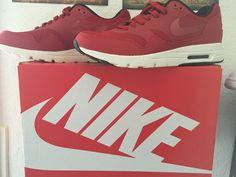 Nike Air Max Ultra Red