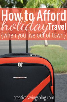 Deciding when and where to travel for the Holidays can be financially exhausting! These tips help make Holiday travel much more affordable.