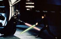 Star Wars: Return of the Jedi (1983) - David Prowse & Mark Hamill