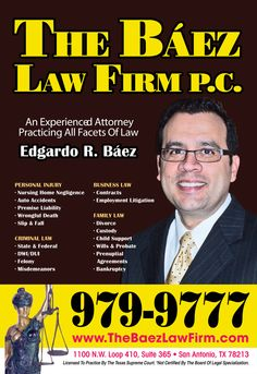 Let our lawyers fight for your legal rights. We will put our knowledge of the law in your side. We care about your legal needs!