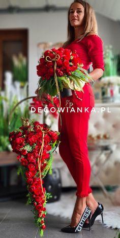 Kompozycje nagrobne z pracowni Decowianka.pl cechuje nas precyzja i najwyższa jakość kwiatów sztucznych inspirowanych naturą Funeral Flowers, Formal, Spring, Style, Preppy, Swag, Outfits
