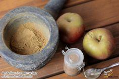Apfelkuchengewürz (engl. Apple-Pie Spice) wird in Deutschland immer beliebter. Diese Variante enthält mehr Gewürze. Eine leckere, anregende Gewürzmischung.