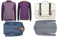 Ted Baker #Menswear #spring 2014  Blog | Yorkdale Shopping Centre - Fashion & Services in Toronto