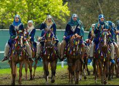 Omani knights